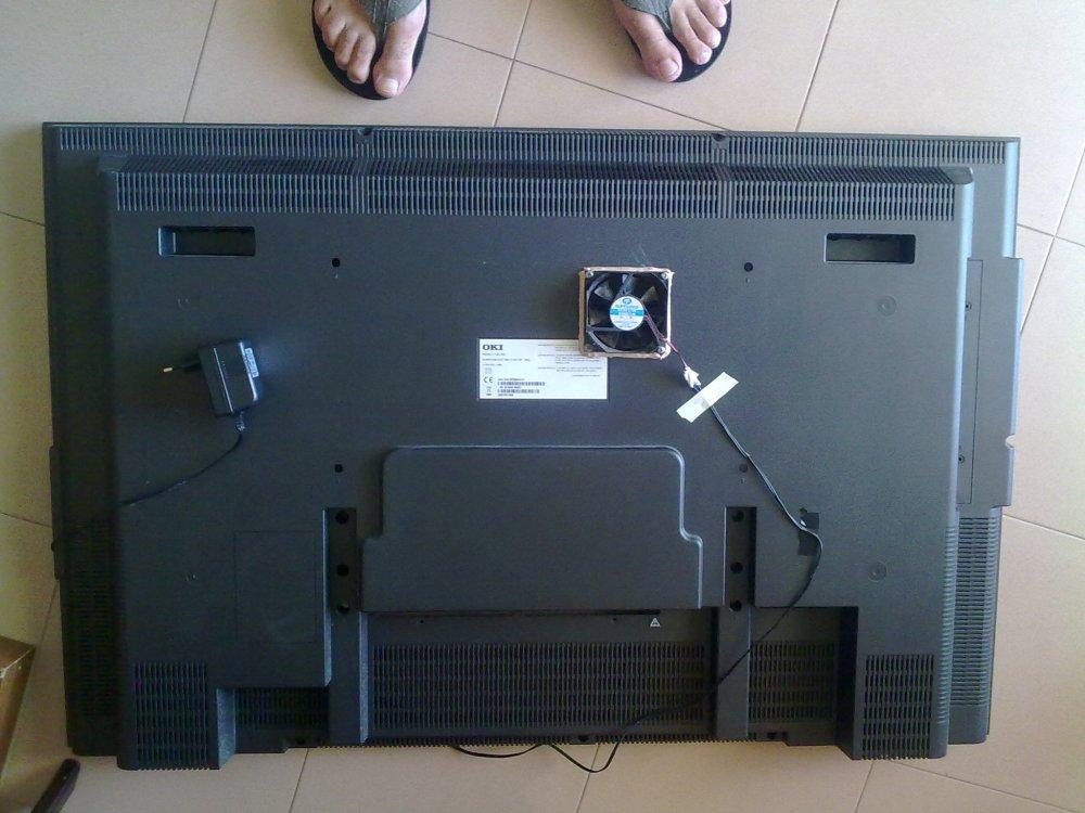 Reparar una TV LCD que se apaga sola (3/3)