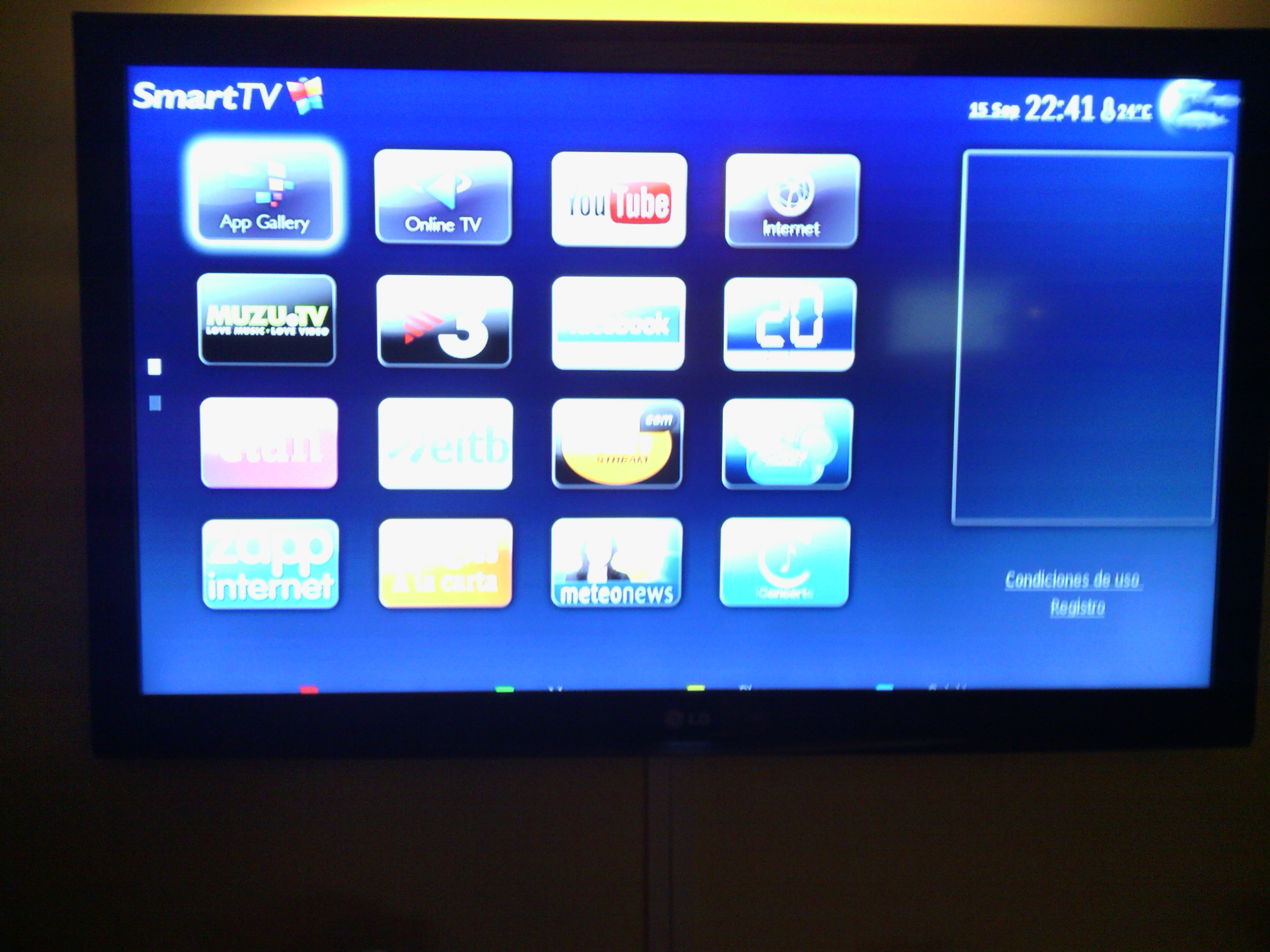 Activar TVE a la carta o CLAN en tu TV o blueray Philips