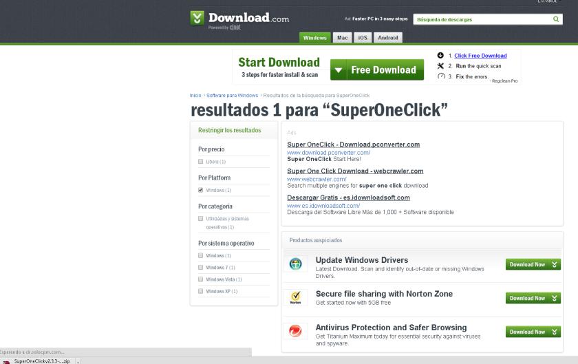 superoneclick