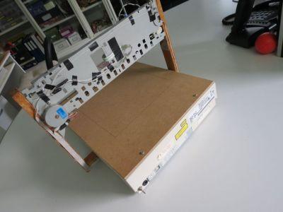 como hacer una maquina de grabado casera