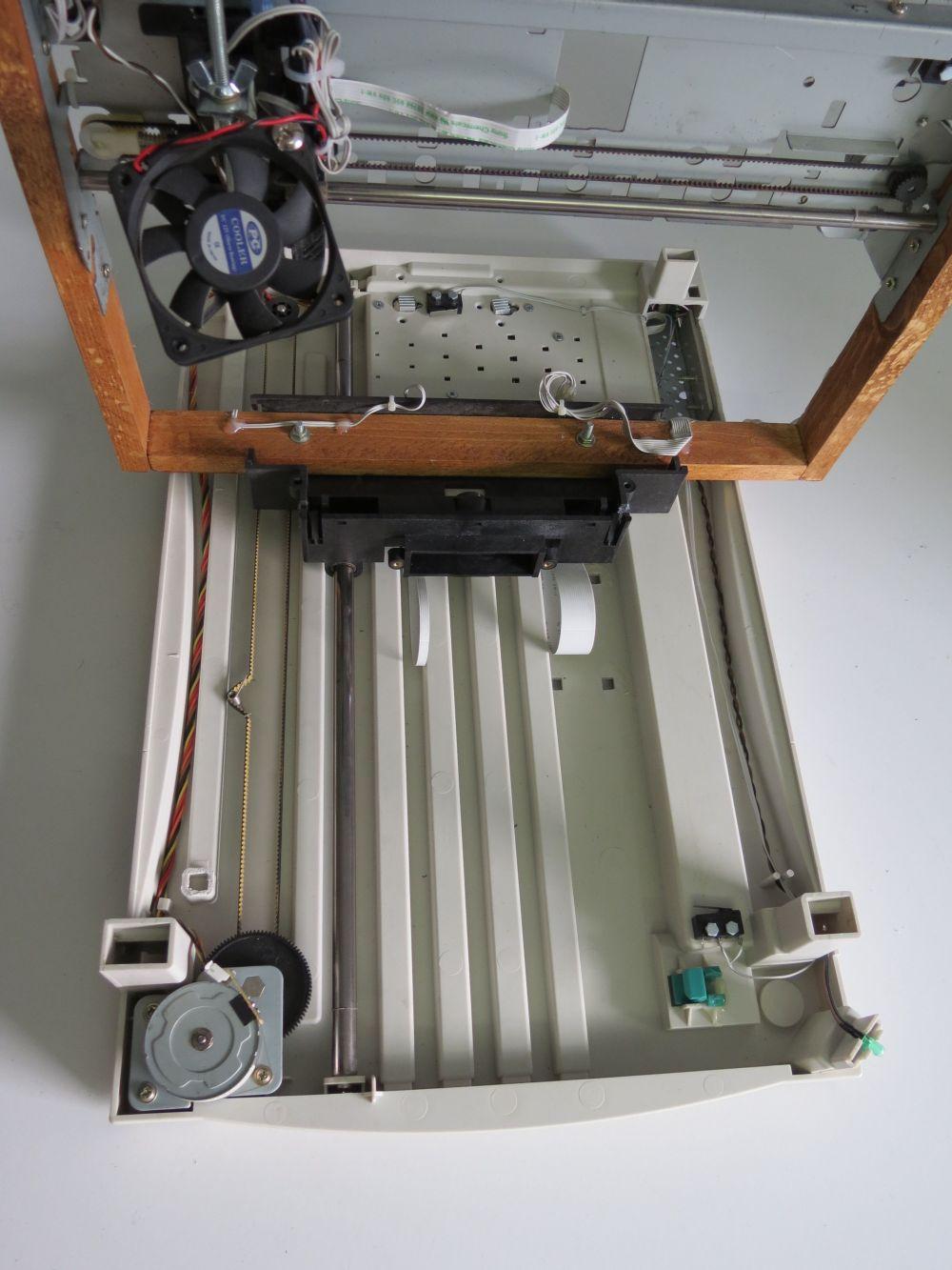 Impresoras 3d soloelectronicos for Impresora 3d laser