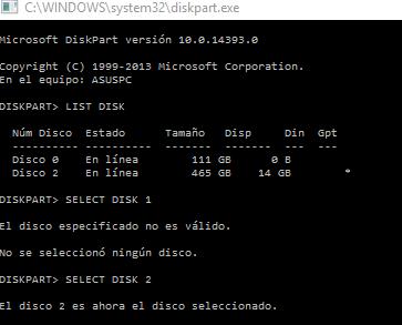 diskpartition