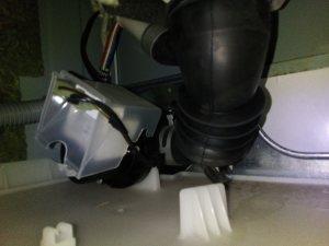 bomba de lavadora