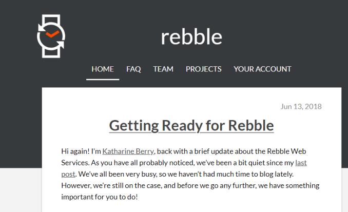 rebble