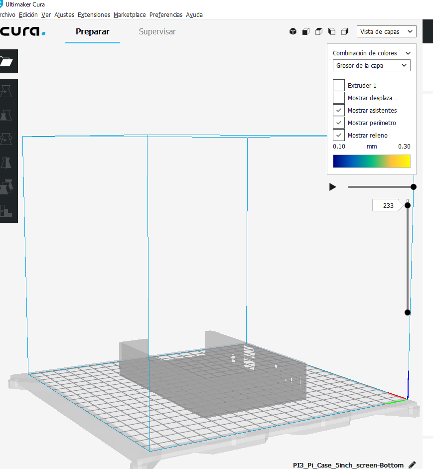 Cómo continuar una impresión 3D parada